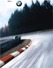 BMW M3 CSL Prospekt, 2003, 16 Seiten