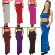 Unbranded Machine Washable Petite Maxi Skirts for Women
