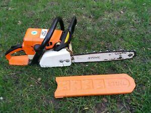 Stihl 021 / MS 210 Petrol Chainsaw good condition