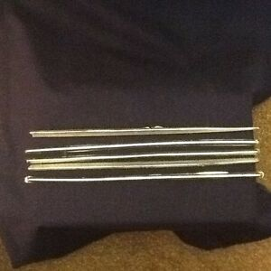 Tinmans Solder Sticks for Lead loading Repair (x10)