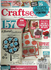 CRAFT SELLER, MAKE AND SELL YOUR HAND MADE CRAFTS, JANUARY, 2013   NO. 19  UK