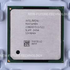 Intel Pentium 4 (RK80532PE072512) SL6QB SL6S4 CPU 533/2.8 GHz Socket 478 100% OK