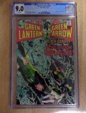 GREEN LANTERN #81 SWEET CGC 9.0 WHITE PGS 1970 GREEN ARROW,NEAL ADAMS ART+COR