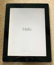 Apple iPad 2 32GB, Wi-Fi + Cellular (Verizon), 9.7in - Black