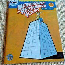 Measurement of Rectangular Solids: Measurement & Geometry, AIMS Education Founda