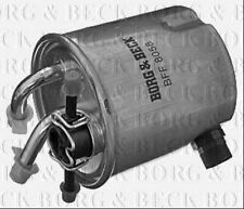 BFF8058 BORG & BECK FUEL FILTER fits Nissan Navara 2.5DCi 06- NEW O.E SPEC!