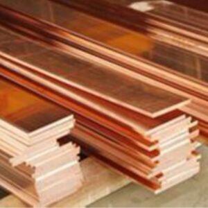 Kupfer-Platte 8mm Cu-Dhp Copper Plate Copper Sheet Metal Kupfer-Platte Copper