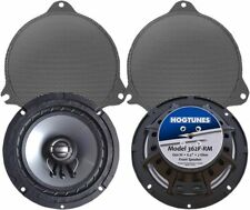 """NEW HOGTUNES 362F-RM 6.5"""" Replacement Front and Rear Speakers"""