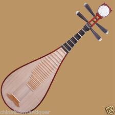 Luet Liuqin Chinese Soprano Pipa Lute Guitar Musical Instrument Xing hai #4117