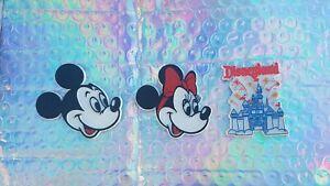 Vintage Disneyland Magnets