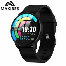 Makibes T5 PRO Advanced Milanese magnetic Fitness Tracker HR BP monitor