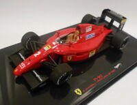 HOT WHEELS 1/43 Scale Diecast X5519 FERRARI F1-90 N.MANSELL PORTUGAL GP 1990