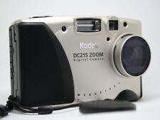 ⚠ 📷 por favor leer! Kodak DC215 Zoom 1.0MP digital en funcionamiento Cámara-Reino Unido Vendedor