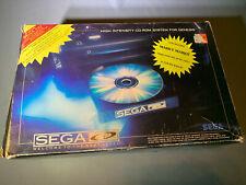 Sega CD Black Video Game Console New In Box