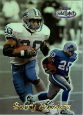 1999 Topps Gold Label Class 2 Black #20 Barry Sanders - NM-MT