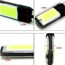 2x T10 LED 194 168 W5W COB Interior Bulb Light Parking Backup Brake Lamps Pop