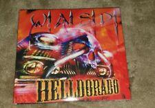 W.A.S.P. digipak cd HELLDORADO  reissue free US shipping