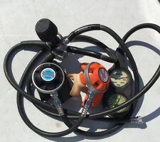 Sherwood Scuba Regulator with gauges 4226 / 257———-26