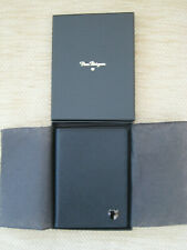 Dom Perignon Champagne Leather Passport Holder In Box Nice Gift For Dom P Lovers