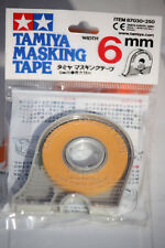 Tamiya Masking Tape (Stripe Cache) 6 mm Dévidoire 87030