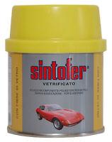 Sintofer stucco 150 ml vetrificato per carrozzeria e nautica metallo ferro