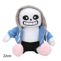 Undertale Sans Plush Stuffed Doll Toy Pillow Hugger Cushion Cosplay Toy Gift 9""