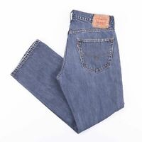 Vintage LEVI'S 559 Relaxed Straight Fit Men's Blue Jeans W32 L30