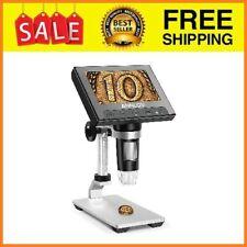 Lcd Digital Microscopeannlov 43 Inch Handheld Usb Microscope 50x 1000x Magnifi