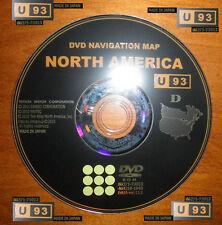 TOYOTA  GPS NAV NAVIGATION MAP DVD  U93 GENERATION 6 NEW VENZA TUNDRA AVALON +++