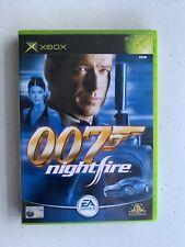 007 Nightfire James Bond (original Xbox)