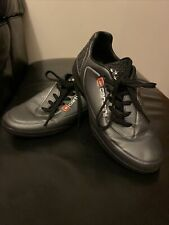 carbrini boys Grey Trainers Excellent Condition Size 3