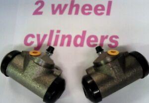 Rear wheel cylinders Pontiac 1951 1952 1953 1954 1955 -for your brake job,save $