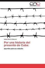 Por una historia del presente de Cuba:: apuntes para su estudio-ExLibrary