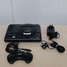 Sega Mega Drive 2 Konsole 16-BIT Sehr Guter Zustand Funktion Getestet