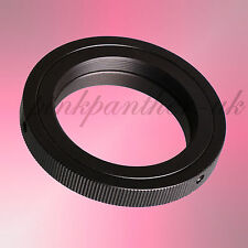 T2 T lens to Nikon mount adapter ring for DSLR SLR camera D5000 D100 D1H D90 D1x