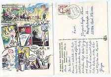 19562-seducente yogurt-cartolina, andate Amburgo 28.3.1995