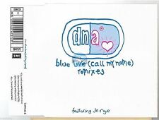DNA blue love - remixes CD MAXI