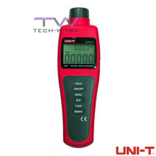Unit Mie0130/ut372multimetro Hand Tachometer con Interfaccia USB