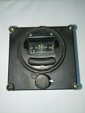 New listing Sperry Gyroscope Gyro Turn Indicator Type A-5 Part #644730 , August 1941 Ww2