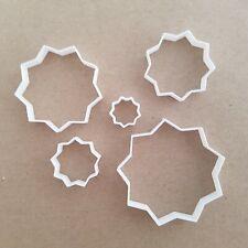 Flower Shape Mini Fondant  Flowers Cutter Small Sugarcraft Icing