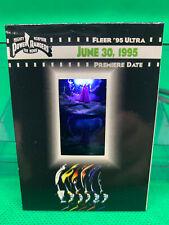MIGHTY MORPHIN POWER RANGERS THE MOVIE FLEER 1995 PIECE OF FILM-IVAN OOZE mmpr