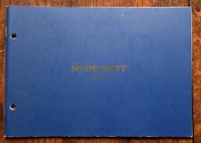 MOORCROFT CATALOGUE 2003, 48 pages.