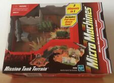 MICRO MACHINES MISSION TANK TERRAIN (hard to find)