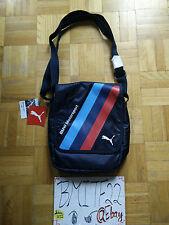 NWT Puma Bimmer BMW Motorsport M Series Portable Messenger Bag