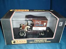 1:18 Ford Model T Delivery Truck - braun - EAGLE - NEU in ungeöffneter OVP