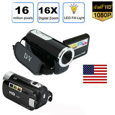 Video Camera Camcorder Youtube Vlogging Camera HD 1080P Digital Camera 2/2.7