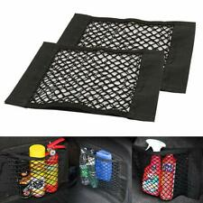 2Pcs Car Truck Trunk Storage Net for Bottles/Groceries,Storage Organizers