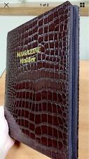 MAGAZINE FOLDER, (FOR CONVENTION INVITATIONS, MAGS, TRACTS), Jehovah's Witness