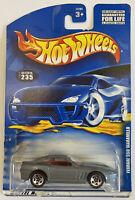 2000 Hotwheels Ferrari 550 Maranello Grey! Very Rare! Mint! MIOC!