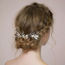 Bridal Hairpins Pin Wedding Clip Rhinestone Alloy Hair Accessories Jewelry 1PC